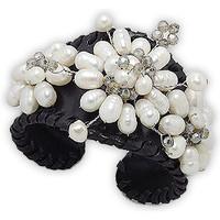 Uhren & Schmuck Damen Armbänder Blue Pearls NUB 3121 E Multicolor