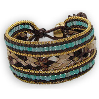 Uhren Damen Armbänder Blue Pearls NUB 3127 E Other
