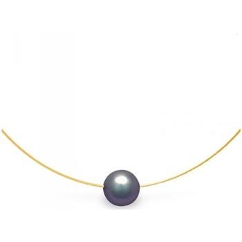 Uhren & Schmuck Damen Collier Blue Pearls BPS K003 W Multicolor