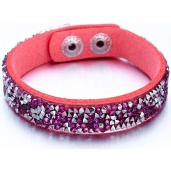 Uhren & Schmuck Damen Armbänder Blue Pearls CRY G161 F Multicolor