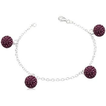 Uhren & Schmuck Damen Armbänder Blue Pearls CRY 8106 T Multicolor