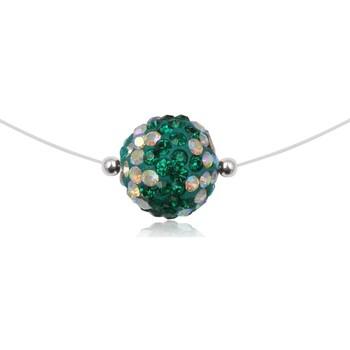 Uhren & Schmuck Damen Collier Blue Pearls CRY 8014 T Multicolor