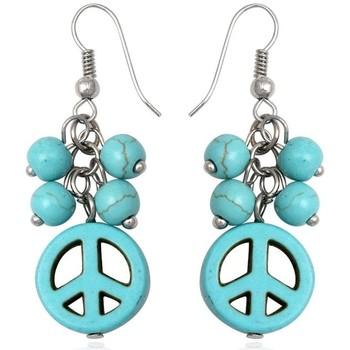 Uhren Damen Ohrringe Blue Pearls CRY 8369 T Other