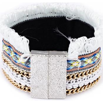 Uhren Damen Armbänder Blue Pearls CRY G187 F Grau