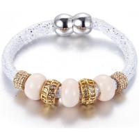 Uhren Damen Armbänder Blue Pearls CRY G201 F Multicolor