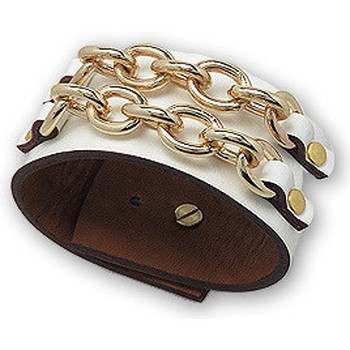 Uhren & Schmuck Damen Armbänder Blue Pearls NUB 3140 E Grau