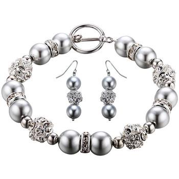 Uhren & Schmuck Damen Schmuck Blue Pearls OCP 0700 Multicolor