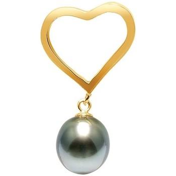 Uhren Damen Anhänger Blue Pearls BPS K278 W Gold