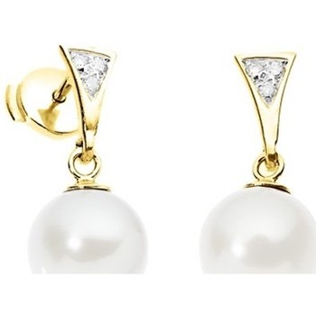 Uhren Damen Ohrringe Blue Pearls BPS K354 W Multicolor