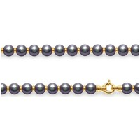 Uhren Damen Collier Blue Pearls BPS K001 W Multicolor