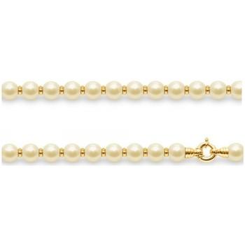 Uhren & Schmuck Damen Collier Blue Pearls BPS K001 W DORE Multicolor