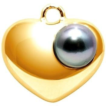 Uhren & Schmuck Damen Anhänger Blue Pearls BPS K285 W Gold