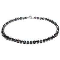 Uhren Damen Collier Blue Pearls BPS 0244 Y Schwarz