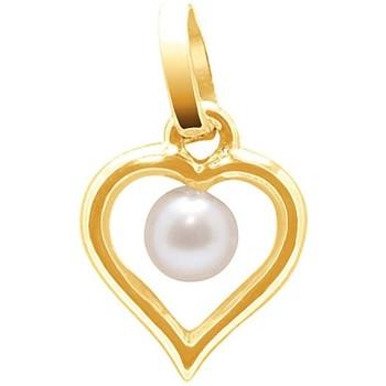 Uhren & Schmuck Damen Anhänger Blue Pearls BPS 0250 W Weiss