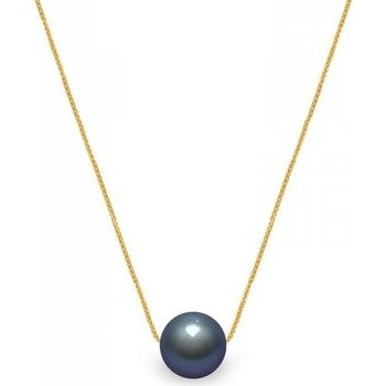 Uhren Damen Collier Blue Pearls BPS 0253 W Multicolor