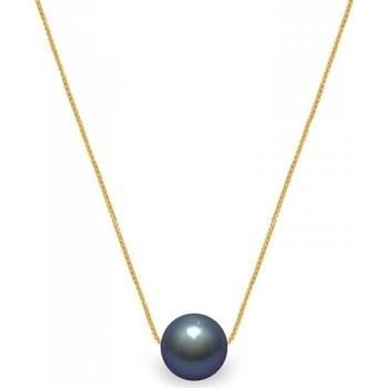 Uhren & Schmuck Damen Collier Blue Pearls BPS 0253 W Multicolor