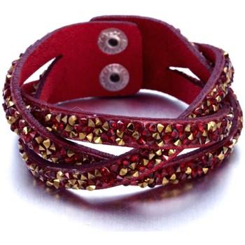 Uhren Damen Armbänder Blue Pearls CRY G118 F Multicolor