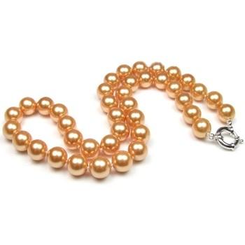 Uhren Damen Collier Blue Pearls BPS 0141 Y Silbern
