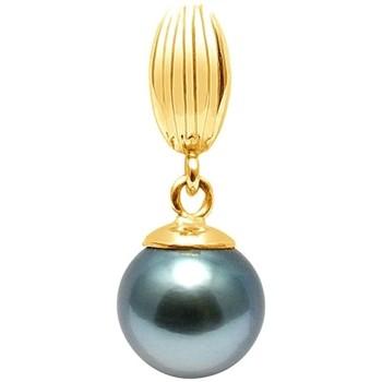 Uhren & Schmuck Damen Anhänger Blue Pearls BPS K240 W Gold