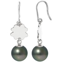 Uhren Damen Ohrringe Blue Pearls BPS K385 W Silbern