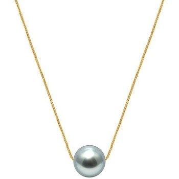 Uhren & Schmuck Damen Collier Blue Pearls BPS 0251 W Multicolor