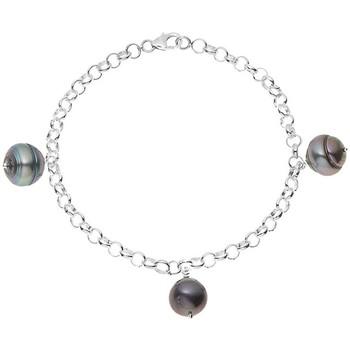 Uhren & Schmuck Damen Armbänder Blue Pearls BPS K106 W Grün