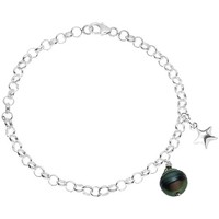 Uhren & Schmuck Damen Armbänder Blue Pearls BPS K105 W Grün