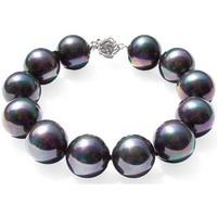 Uhren & Schmuck Damen Armbänder Blue Pearls BPS 1204 O Multicolor