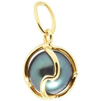 Uhren Damen Anhänger Blue Pearls BPS K215 W Gold