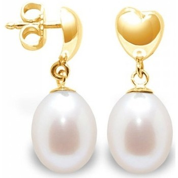 Uhren Damen Ohrringe Blue Pearls BPS K306 W Multicolor