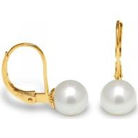 Uhren & Schmuck Damen Ohrringe Blue Pearls BPS K304 W Multicolor