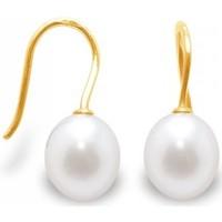 Uhren & Schmuck Damen Ohrringe Blue Pearls BPS K314 W Multicolor