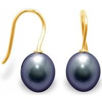 Uhren Damen Ohrringe Blue Pearls BPS K317 W Multicolor