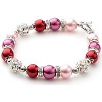 Uhren & Schmuck Damen Armbänder Blue Pearls OCP 0105 Multicolor