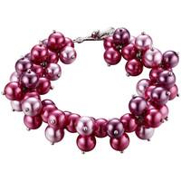 Uhren & Schmuck Damen Armbänder Blue Pearls OCP 0154 Multicolor