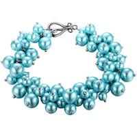 Uhren & Schmuck Damen Armbänder Blue Pearls OCP 0151 Multicolor