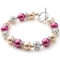 Uhren Damen Armbänder Blue Pearls OCP 0108 Multicolor