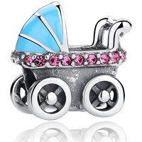 Uhren & Schmuck Damen Anhänger Blue Pearls MIS 4319 V Multicolor