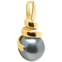 Uhren Damen Anhänger Blue Pearls BPS K223 W Gold