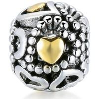 Uhren & Schmuck Damen Anhänger Blue Pearls MIS 4328 V Gold