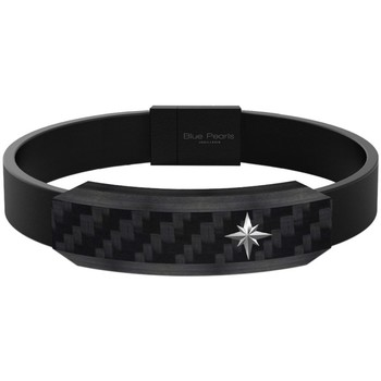 Uhren & Schmuck Damen Armbänder Blue Pearls MEN OP006 K Other