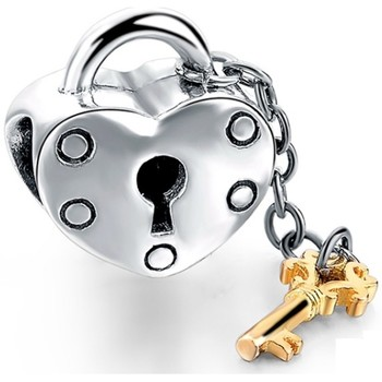 Uhren & Schmuck Damen Anhänger Blue Pearls MIS 4346 V Gold