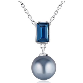 Uhren Damen Anhänger Blue Pearls BPS E202 J Multicolor