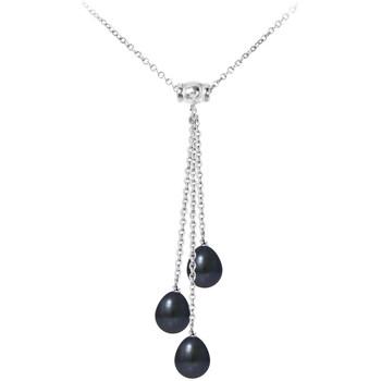 Uhren & Schmuck Damen Collier Blue Pearls BPS K732 W Multicolor
