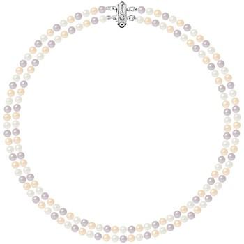 Uhren Damen Collier Blue Pearls BPS K024 W Multicolor