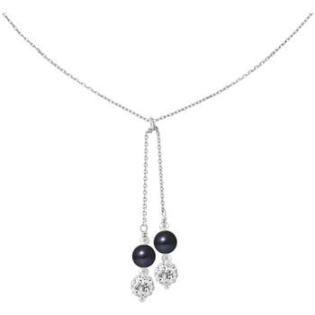 Uhren & Schmuck Damen Collier Blue Pearls BPS K737 W Multicolor
