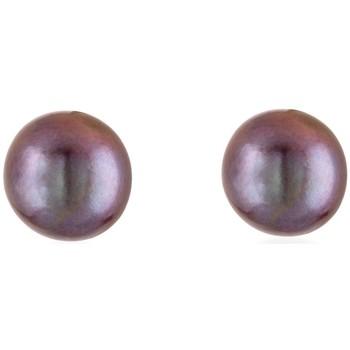 Uhren & Schmuck Damen Ohrringe Blue Pearls BPS 1046 O Multicolor