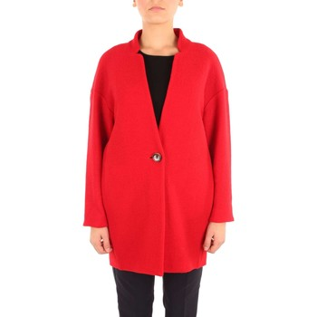 Kleidung Damen Mäntel Iblues SEDAN Mäntel Frau red red
