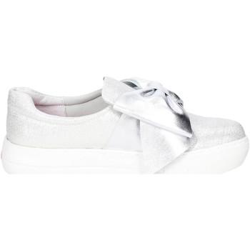 Schuhe Damen Slip on Fornarina PE17YM9608M090 Silber