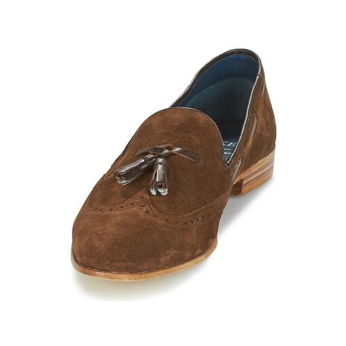 Barker Ray Braun - Kostenloser Versand | Schuhe Slipper Herren 19250